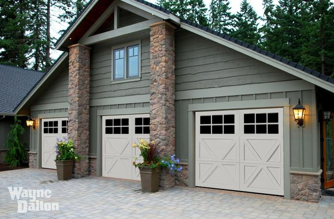 Wayne dalton garage doors wayne dalton garage doors 6100 - Wayne dalton garage door panels ...